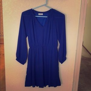 Tobi Long sleeve dress